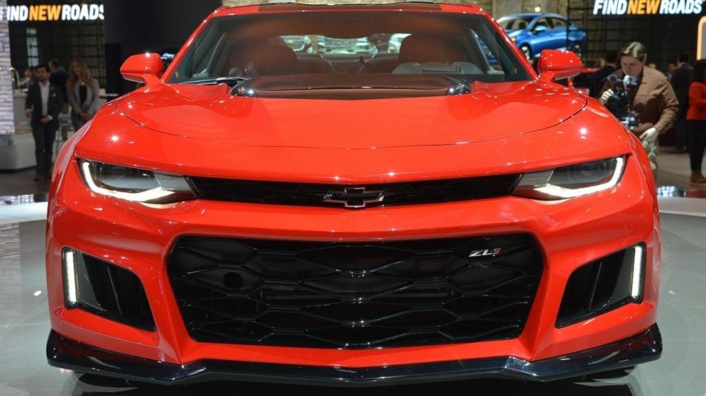 Трековый Chevrolet Camaro станет мощнее 3