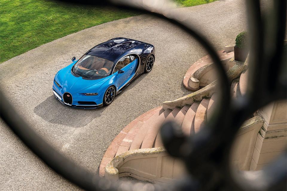 Два эксклюзивных Bugatti обрели владельца 2