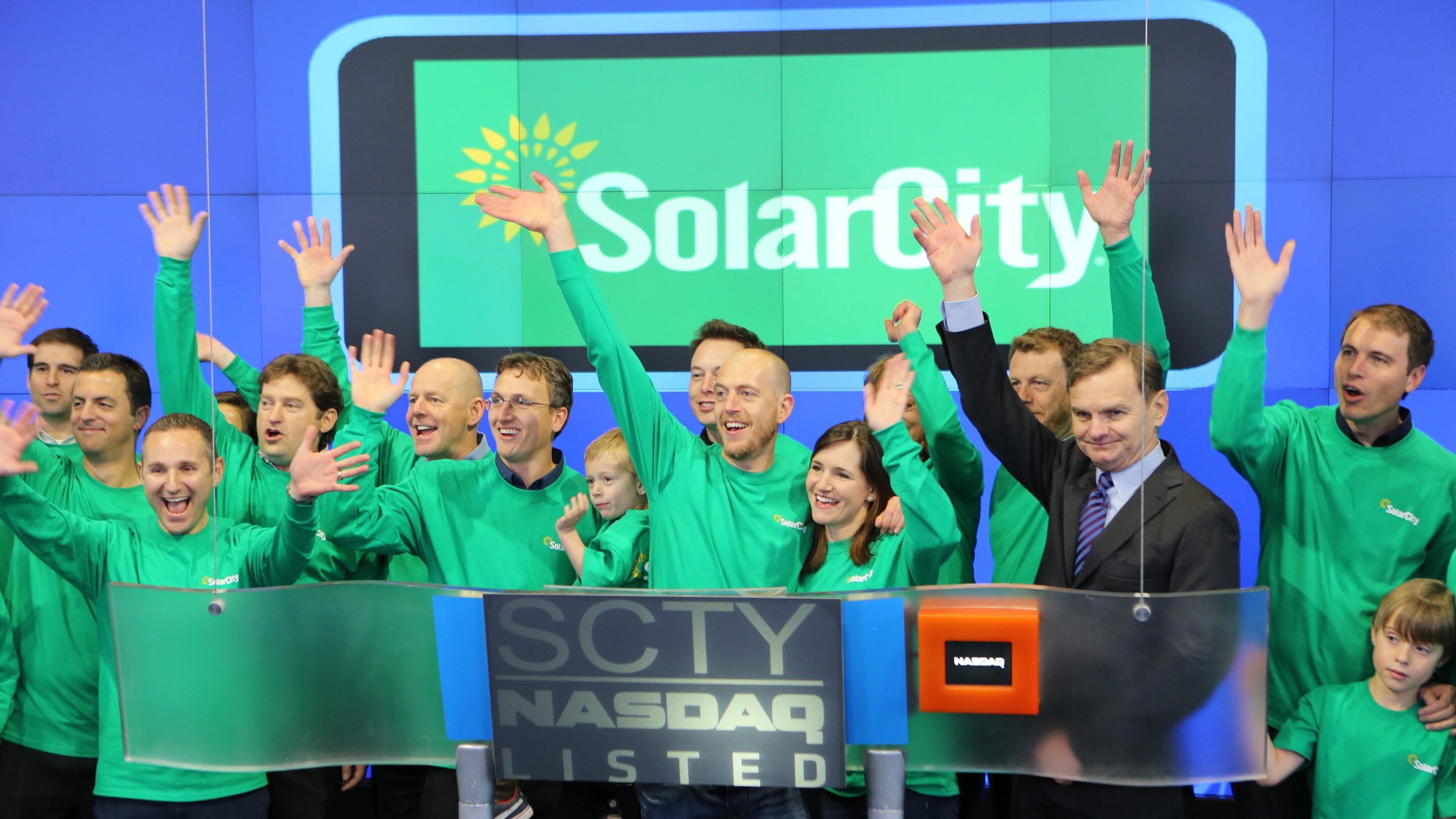 Tesla приобрела Solar City по сниженной цене 1