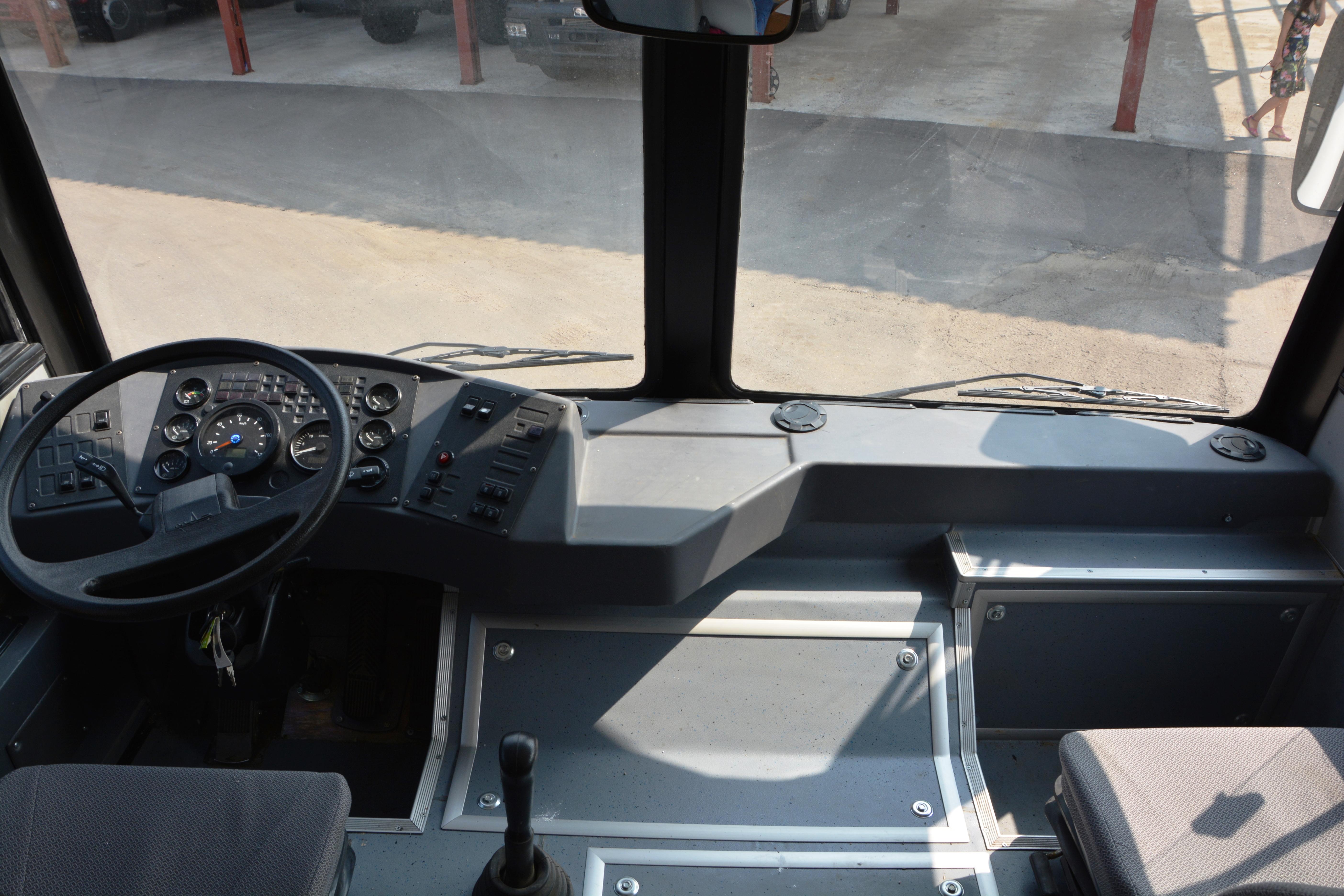 МАЗ построил автобус для африканских стран 4