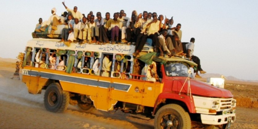 МАЗ построил автобус для африканских стран 2