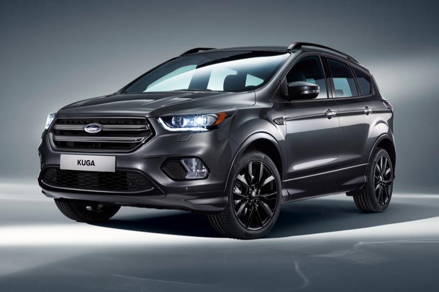 Новая модель Ford порадовала своим видом 1