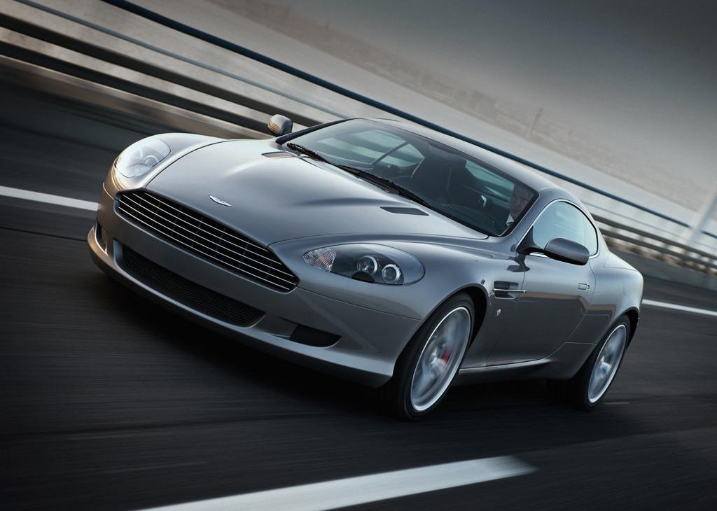 Aston Martin снимает модель с производства 1