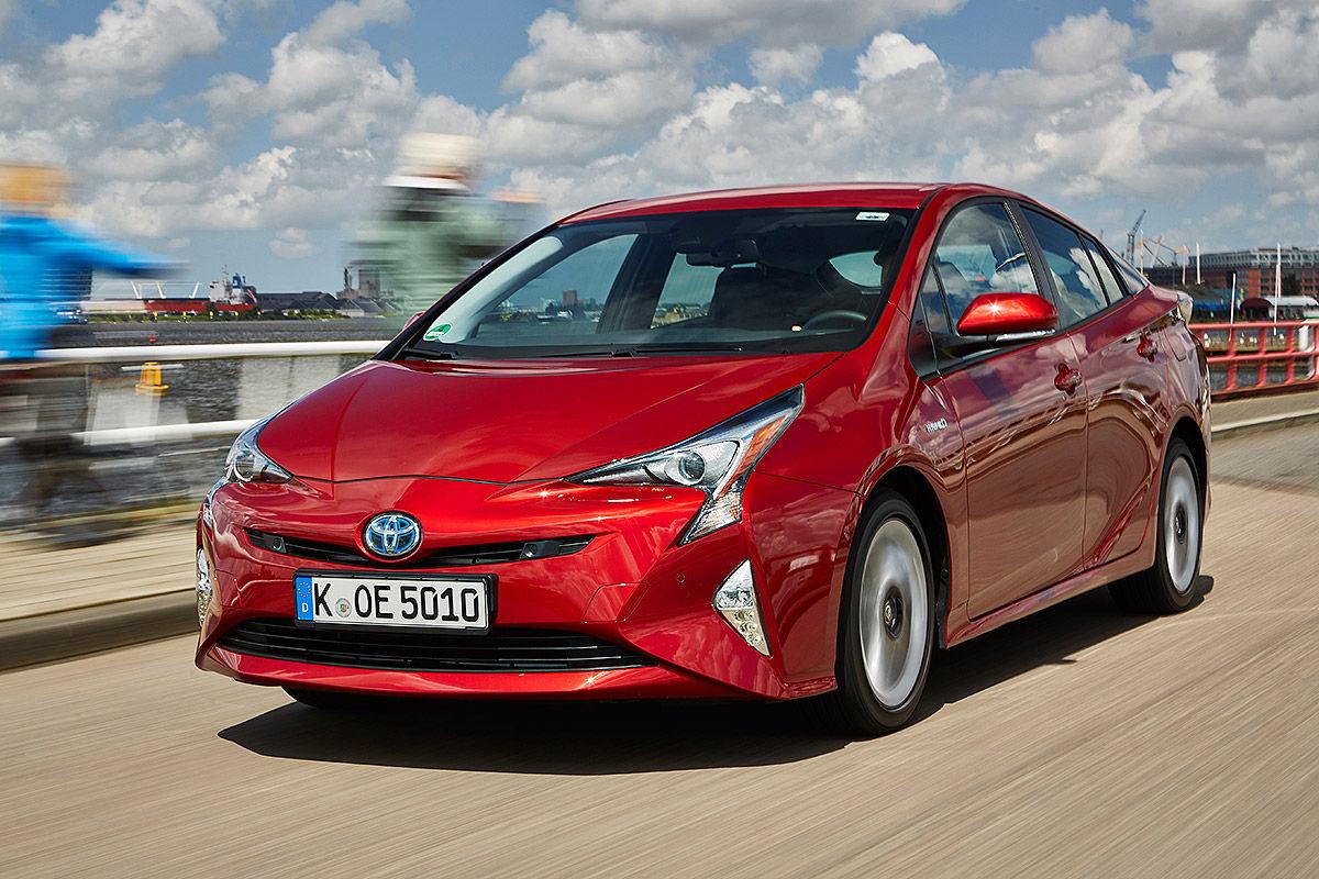 «Противостояние гибридов»: тест-драйв Hyundai VS Toyota 2