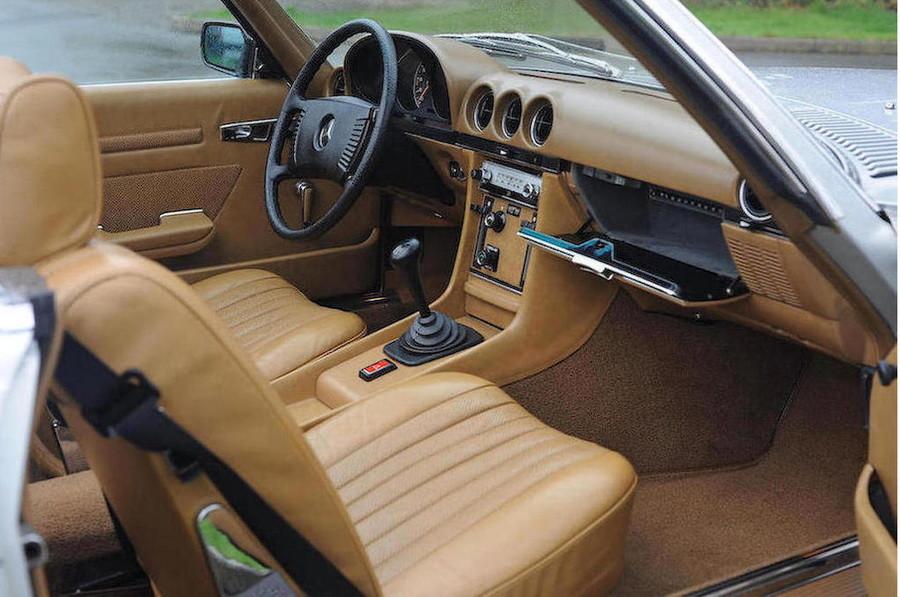 Mercedes румынского диктатора продали всего за 55 тыс. долларов 2