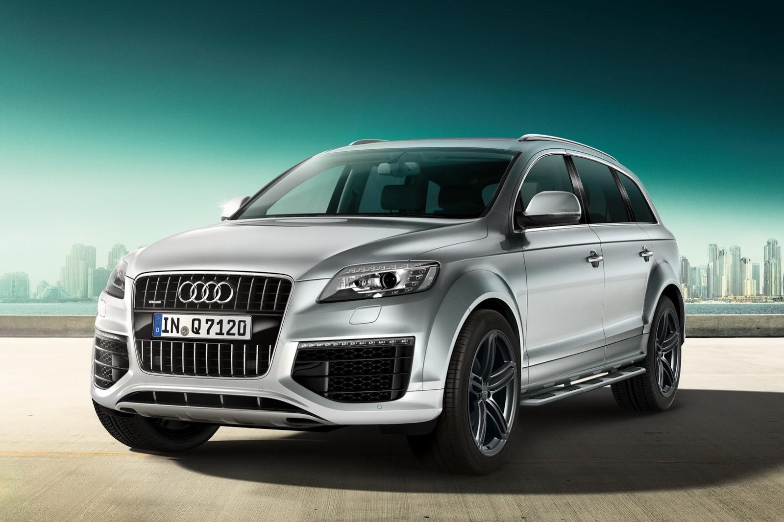 Audi начинает продажи нового гибридного внедорожника 2