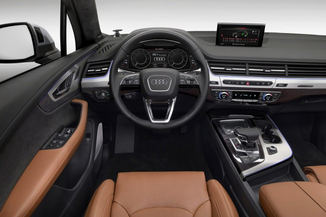 Audi начинает продажи нового гибридного внедорожника 1