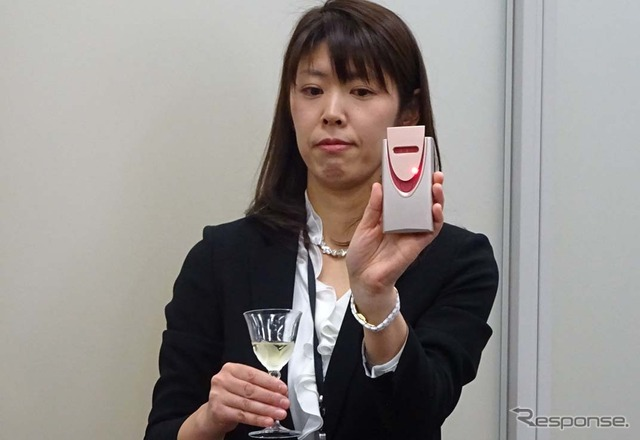 Компания Honda оснастит ключи для автомобиля алко-тестером 2