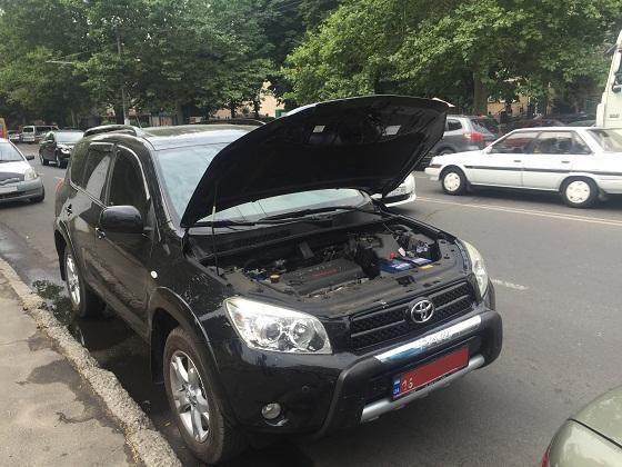 Одессит пытался зарегистрировать угнанное авто 1