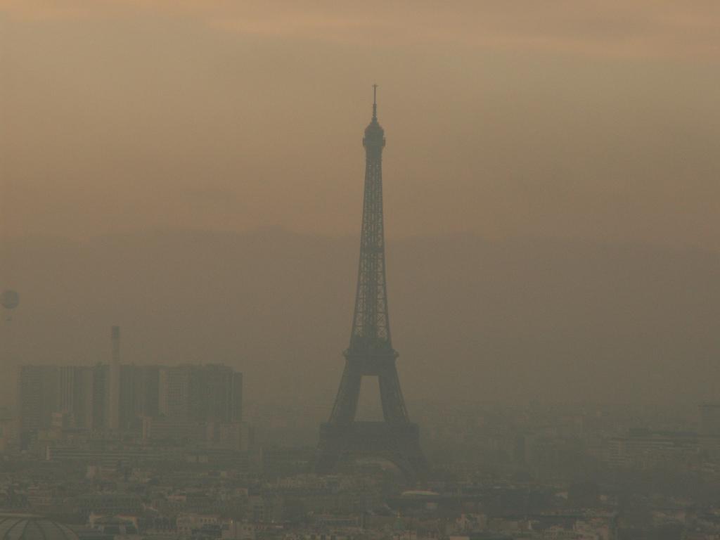 Парижские власти «объявили войну» старым автомобилям 1