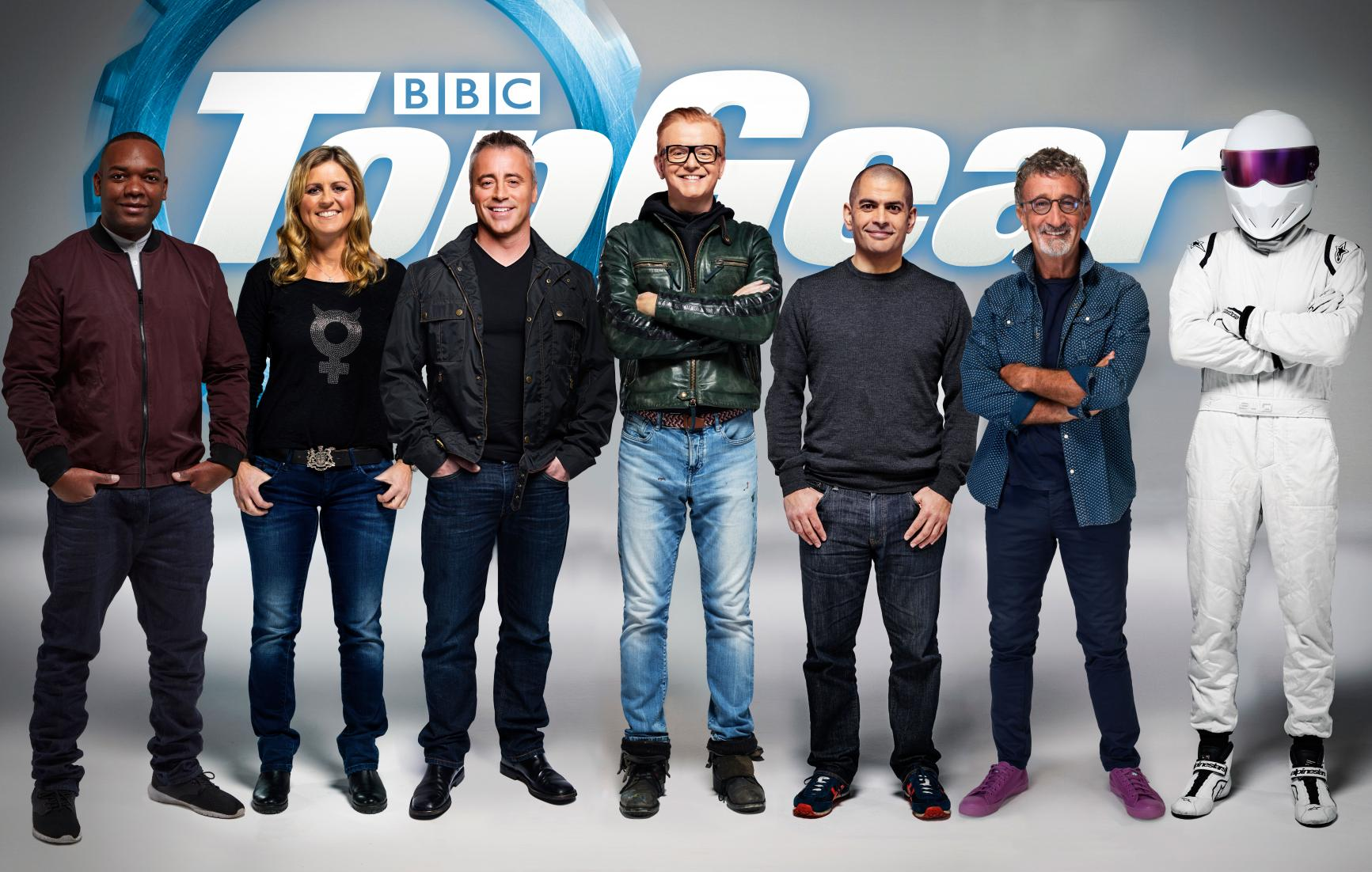 Крис Эванс ушел из Top Gear 2