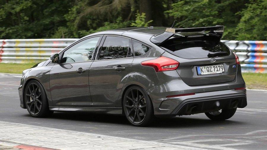 Ford тестирует «сверхмощный» Focus 3