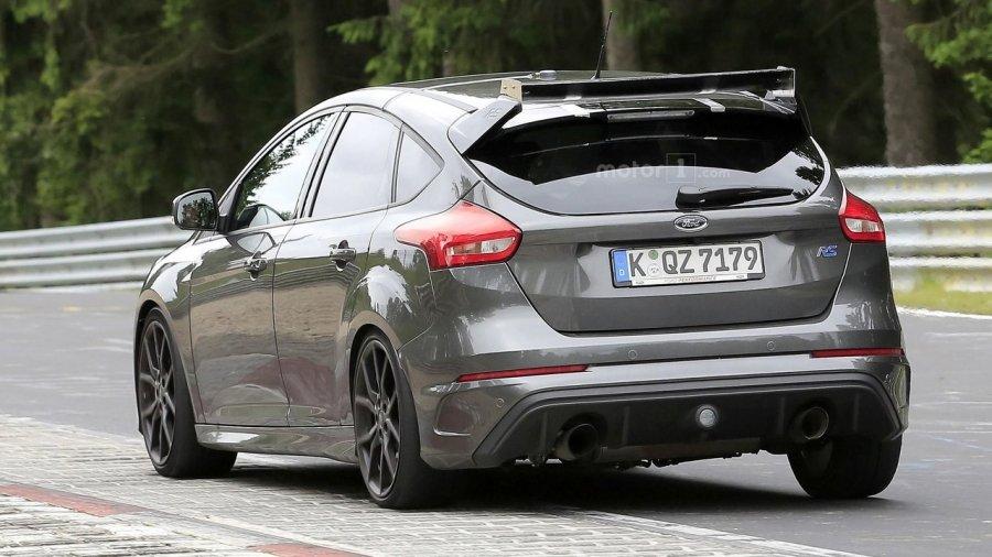 Ford тестирует «сверхмощный» Focus 4