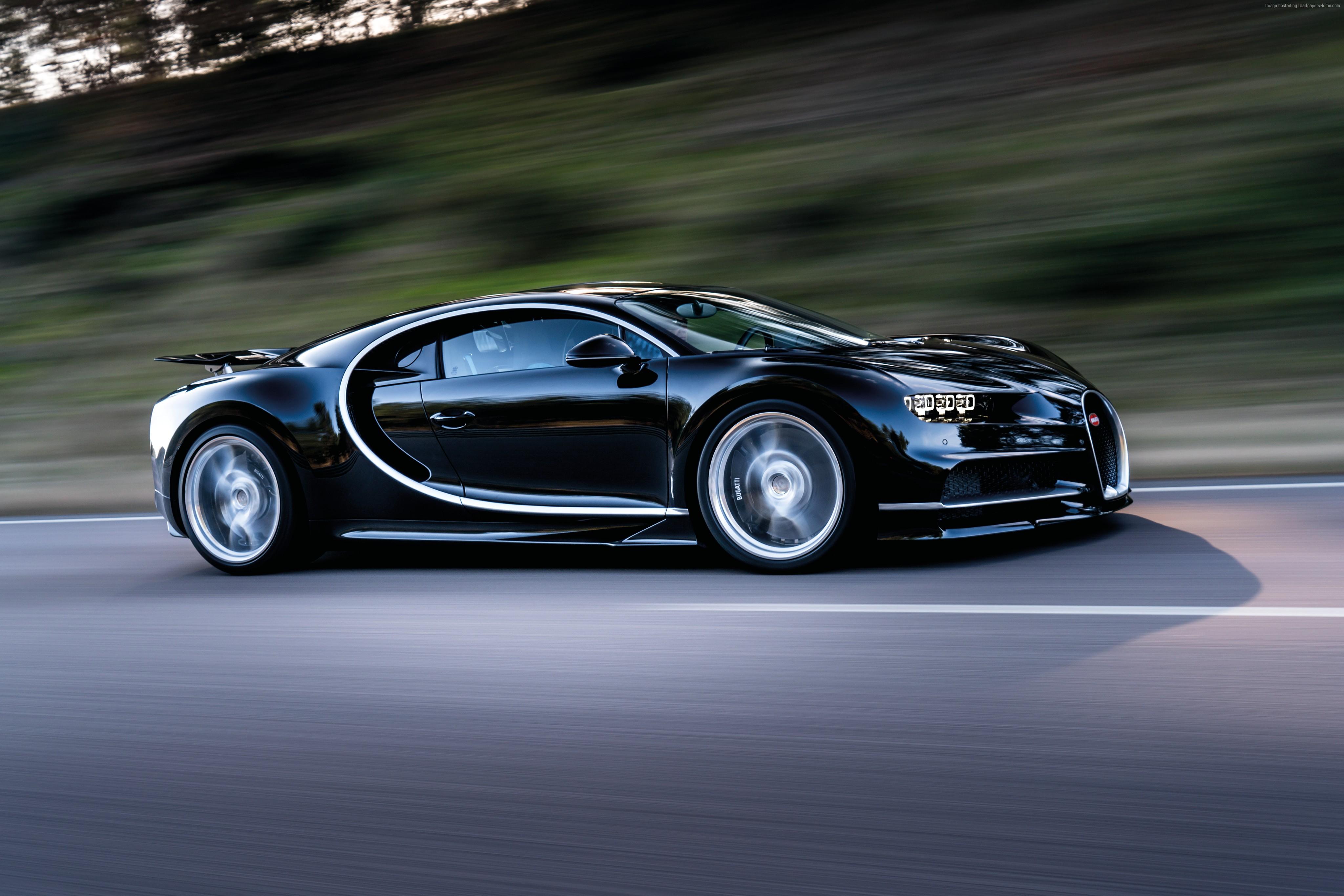 Компания Bugatti хочет установить новый рекорд скорости 2