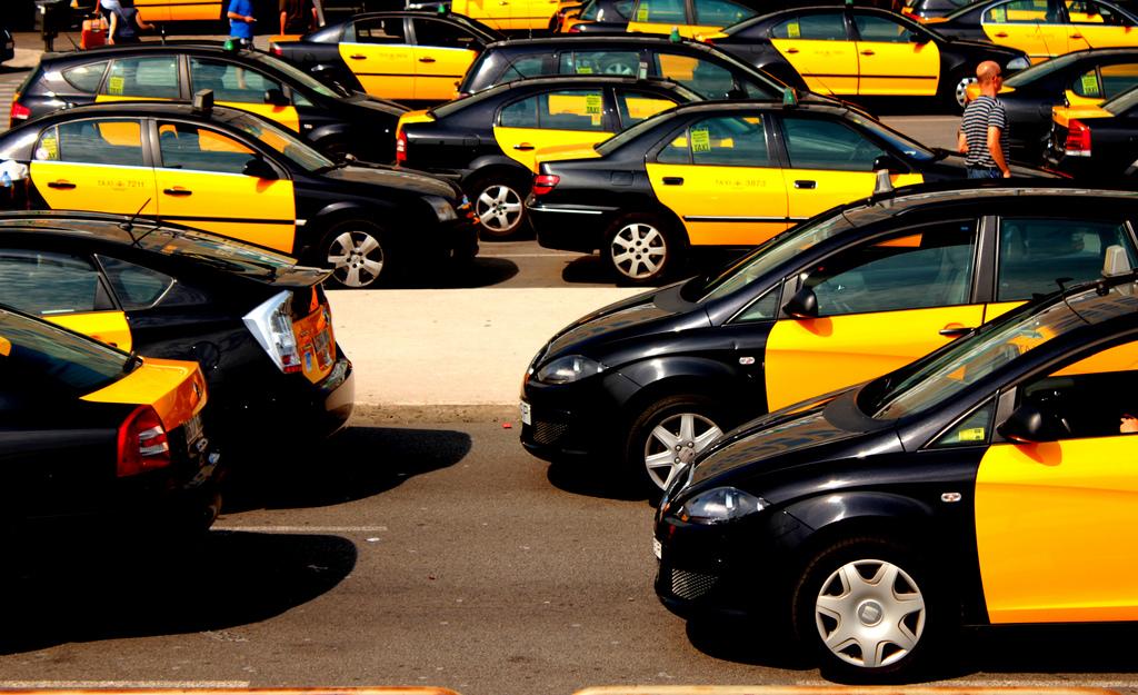 В такси Uber не будет Daewoo Lanos 1
