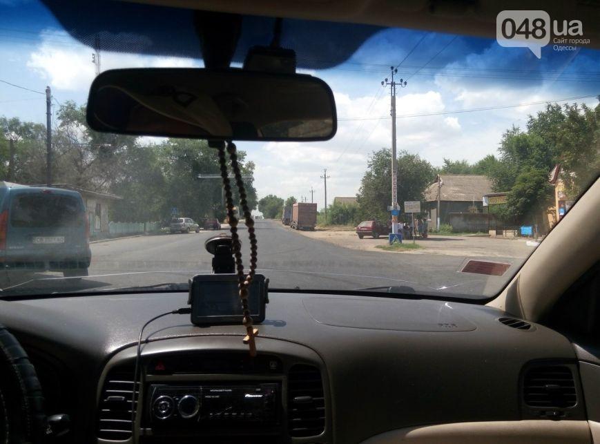 Автомобилисты приятно удивлены ходом ремонта трассы Одесса – Рени 2