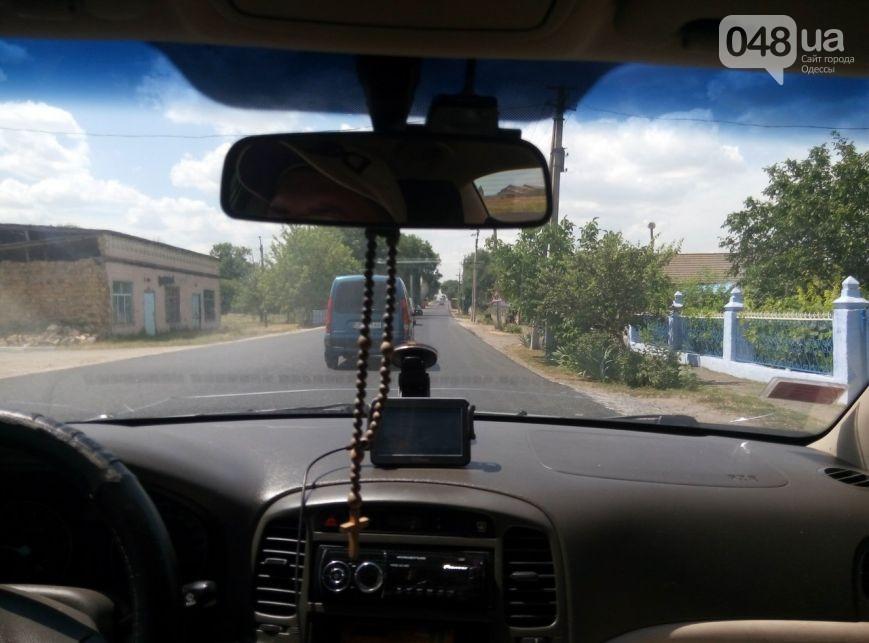 Автомобилисты приятно удивлены ходом ремонта трассы Одесса – Рени 1