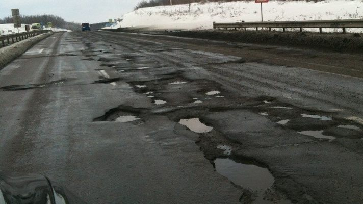 Народные депутаты не поддержали строительство дорог за счет акциза с продажи нефтепродуктов 1