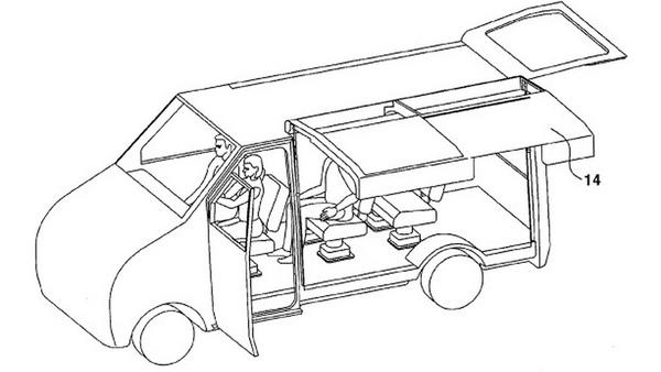 В компании Hyundai придумали новый тип автомобильных дверей 1