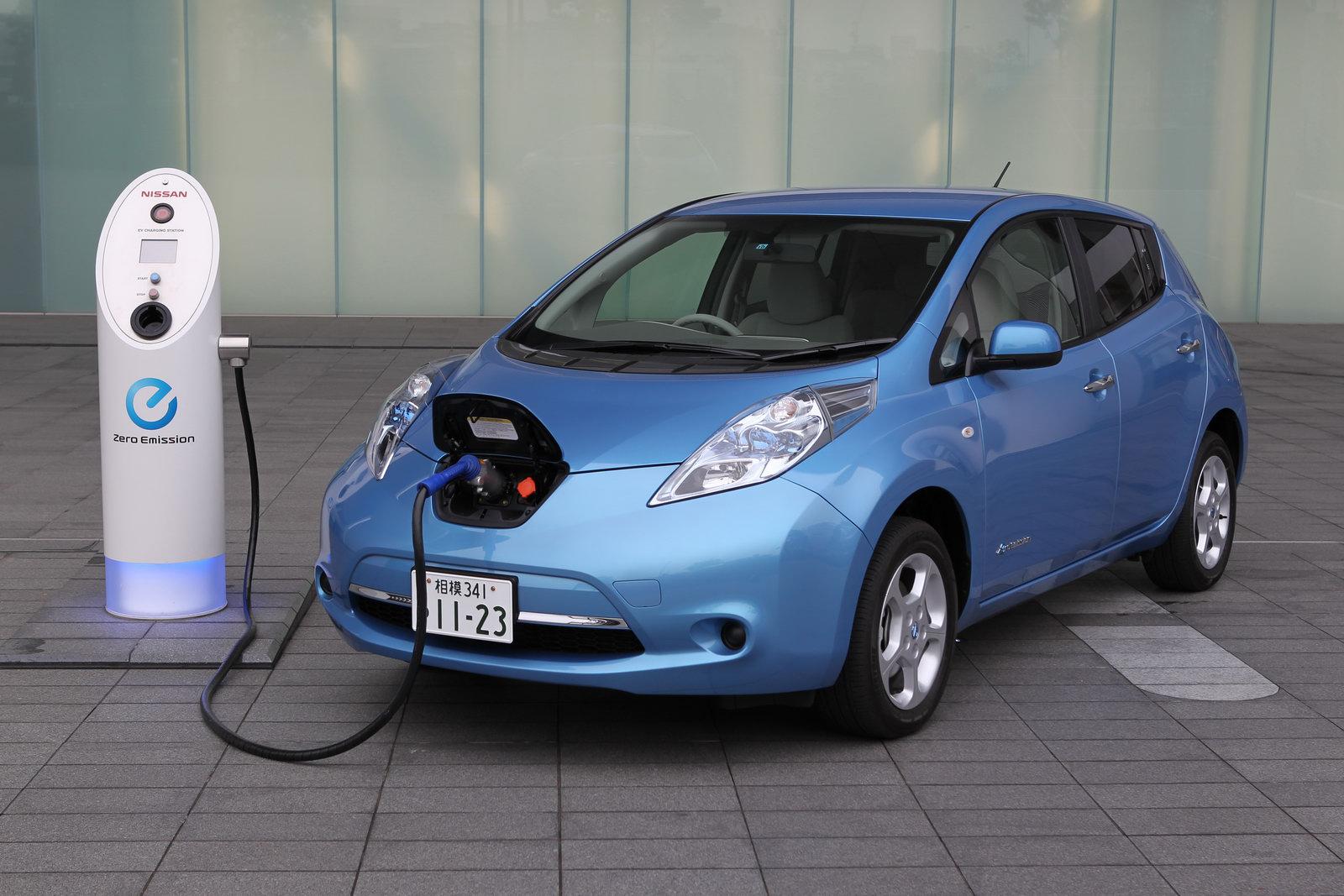 Украина отказывается от продаж электромобилей 1