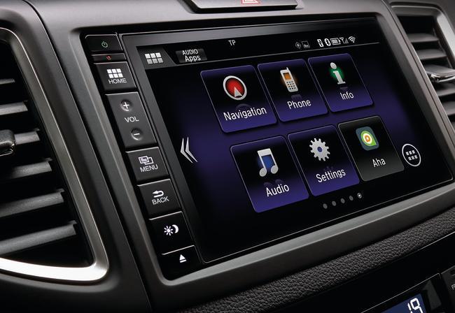 Обзор рестайлинговой модели  Honda CR-V 2.0 2