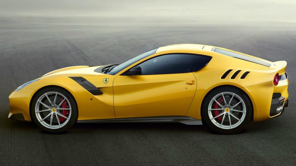 Бренд Ferrari выпустит лимитированную версию моделей 1