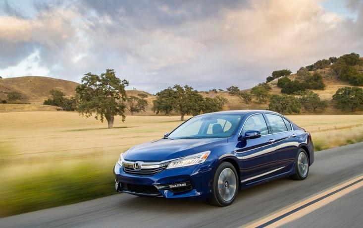 В честь юбилея Honda обновит Accord 1