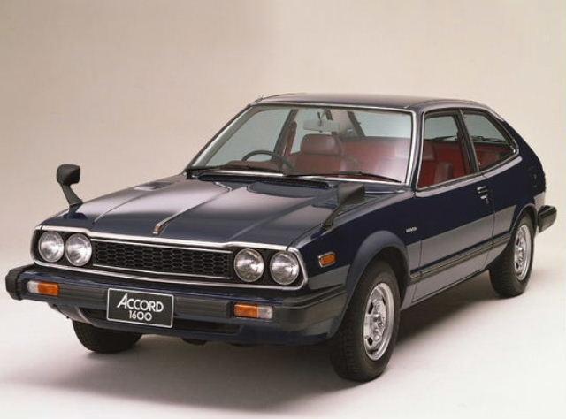 В честь юбилея Honda обновит Accord 2