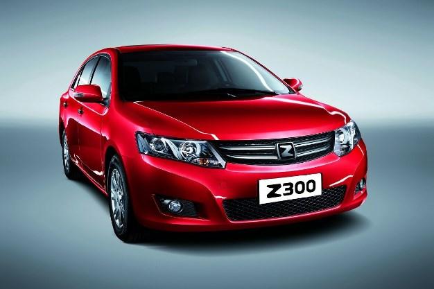 Новейший седан Zotya оснастили мотором Mitsubishi 1