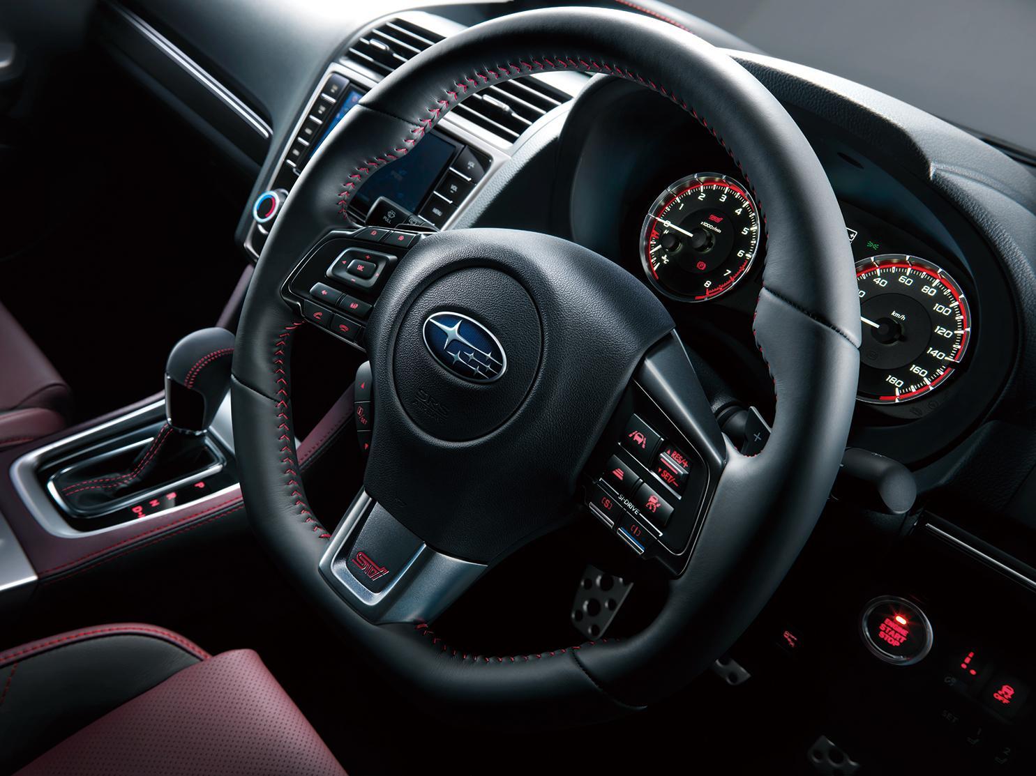Компания Subaru официально презентовала «заряженный» Levorg STI 3
