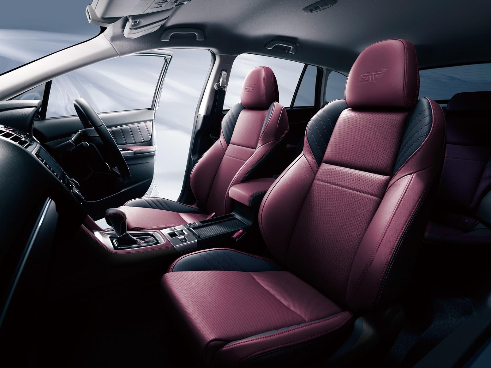 Компания Subaru официально презентовала «заряженный» Levorg STI 4