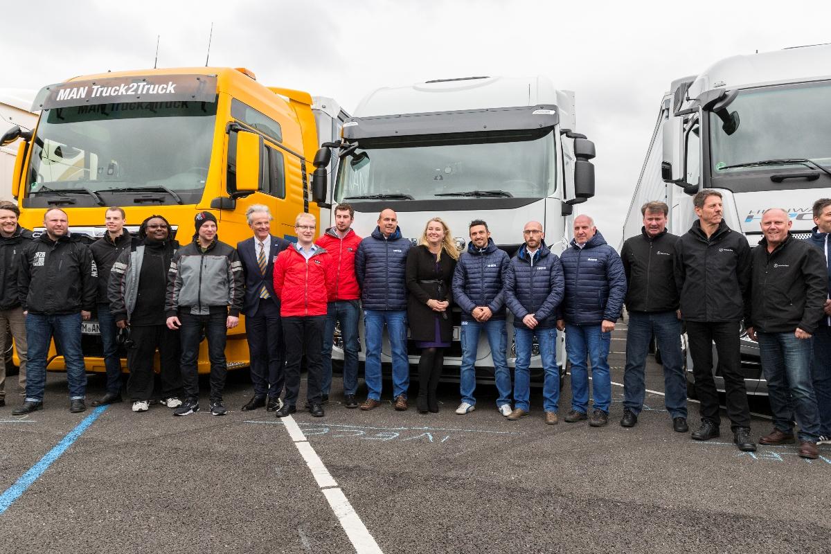 Европейский Союз «приготовил» рекордный штраф для производителей грузовых автомобилей 1
