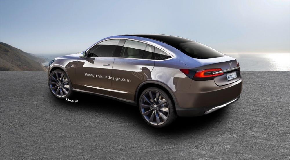 Кроссовер Tesla оснастят системой «autopilot» 1