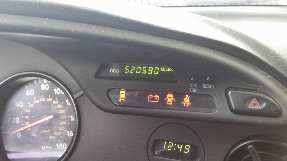 Тойота Supra проехала почти 840 тысяч км. без ремонта 2