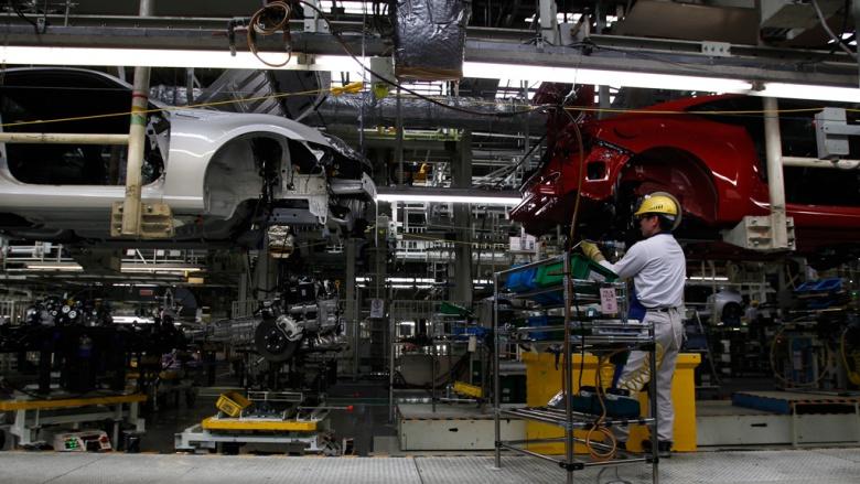 Концерн Toyota остановил работу 9 своих заводов 1