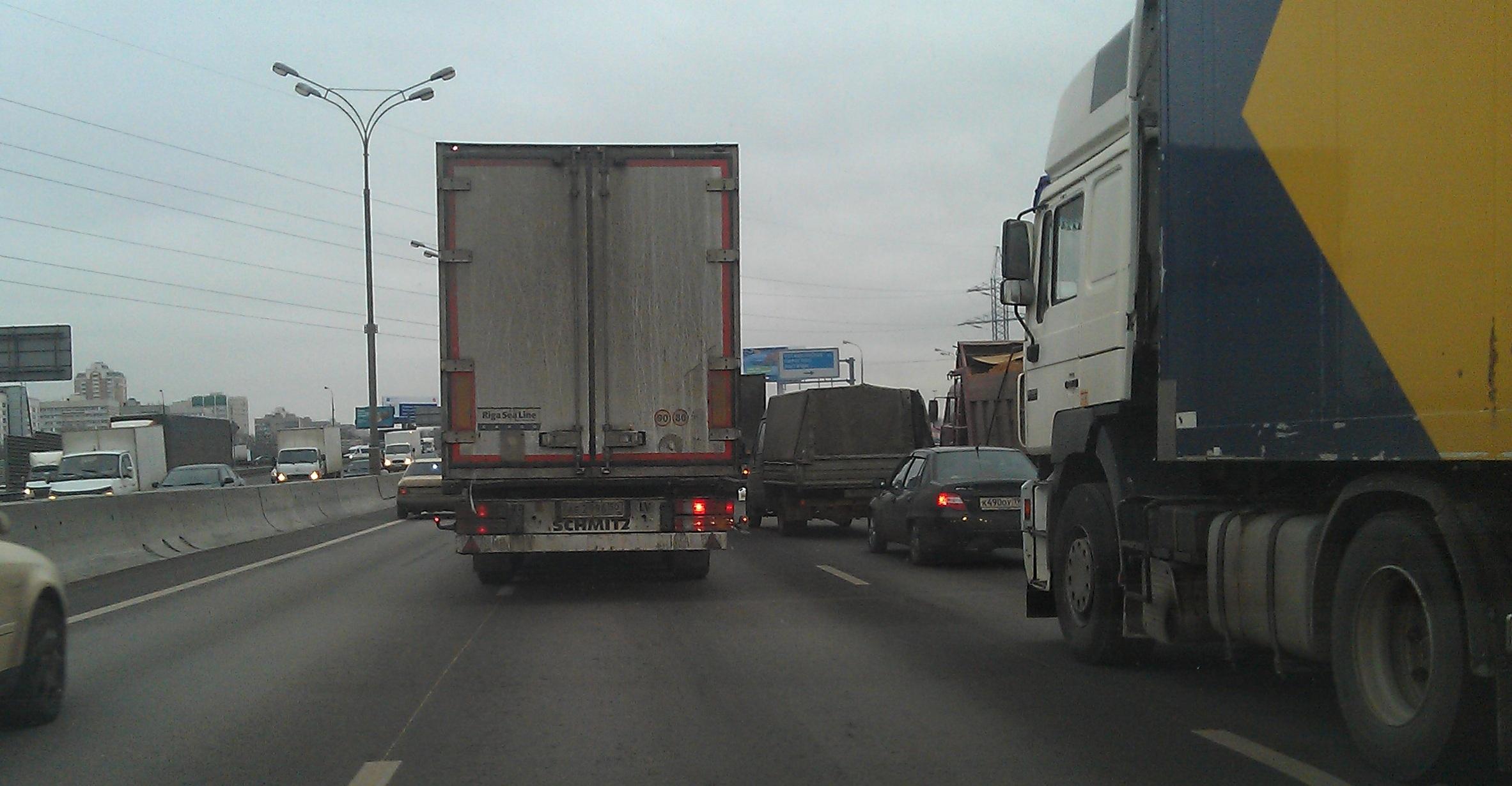Фурам запретили ездить по дорогам Украины в теплую погоду 1