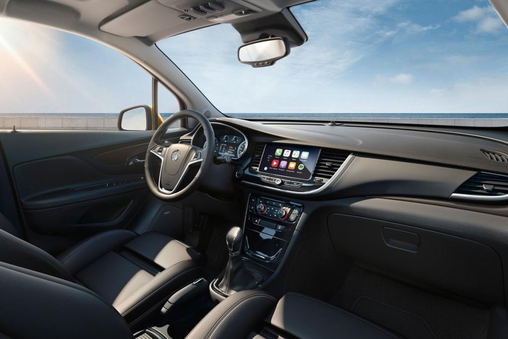 Обновленный кроссовер Opel Mokka X запустили в серию 2