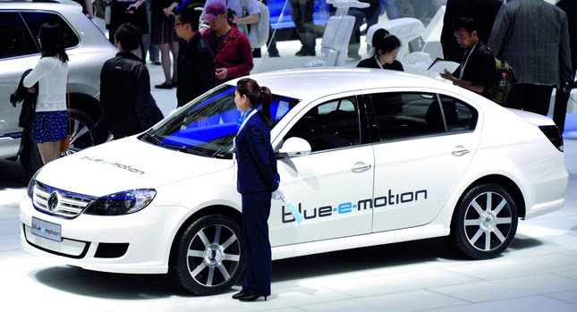 Новые планы VW: потеснить на рынке компанию Tesla 1