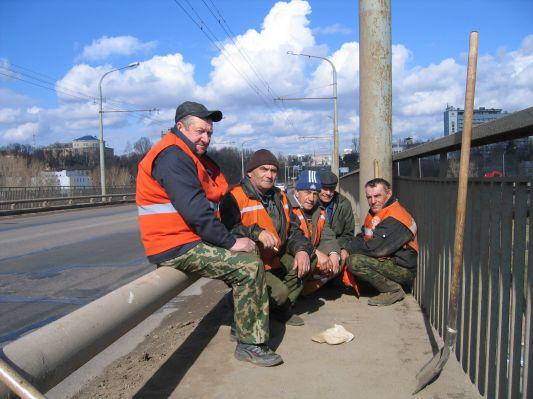 Служба автодорог Украины будет пикетировать Кабинет министров 1