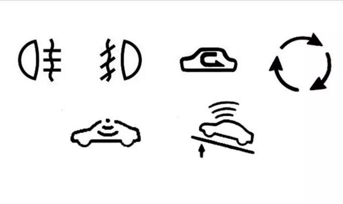 «Загадочные» кнопки в автомобиле: для чего они нужны 1