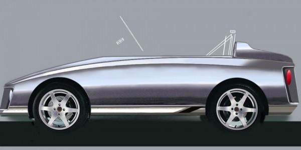 Британцы построят автомобиль для 5-ти летних детей 1