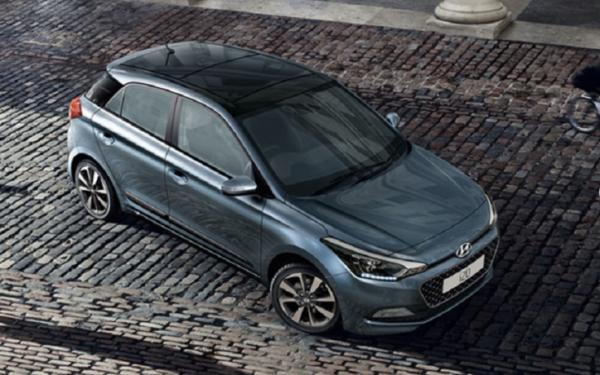 Hyundai расширяет модельный ряд новым хетчбеком i20 Turbo Edition 1