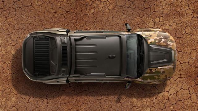 Американская армия пополнится экологичным автомобилем 3