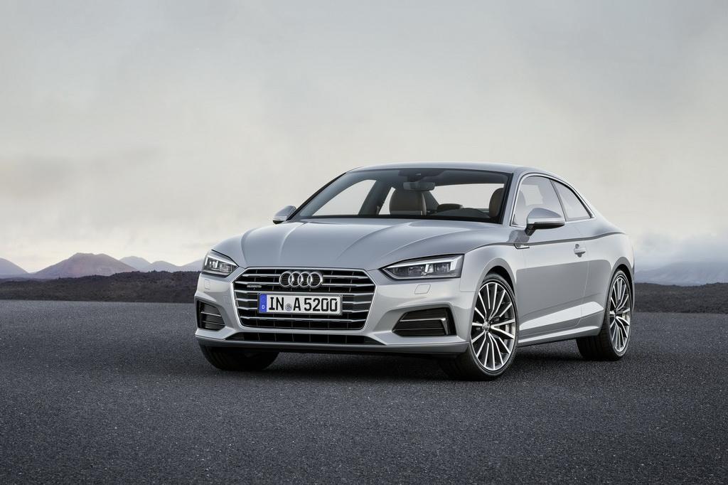 Марка Audi презентовала новую модель 1
