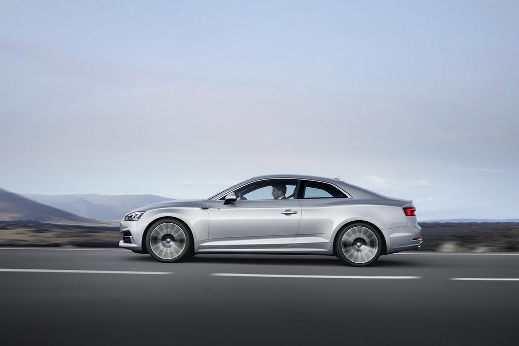 Марка Audi презентовала новую модель 2