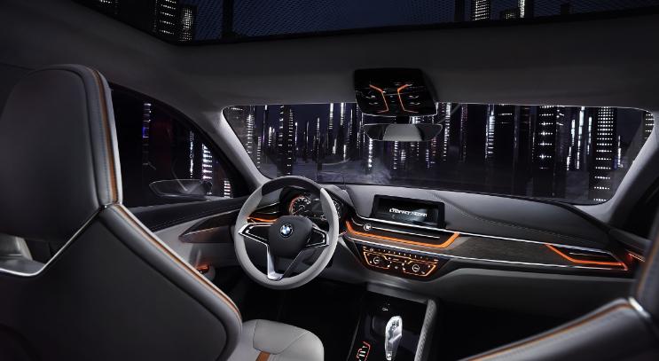Обновленный BMW 1 Series уже тестируют на трассе 2