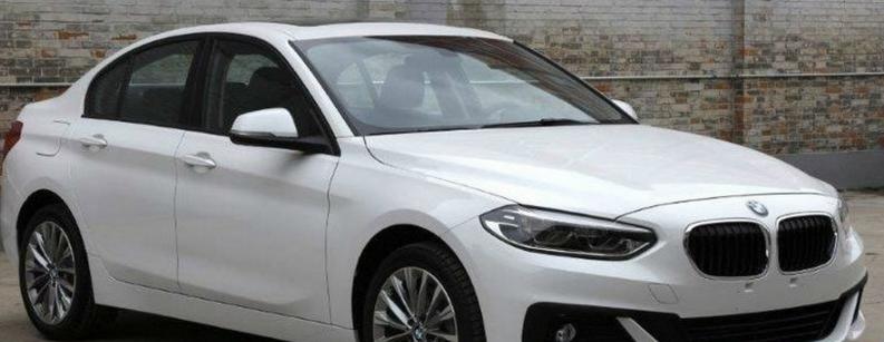 Обновленный BMW 1 Series уже тестируют на трассе 1