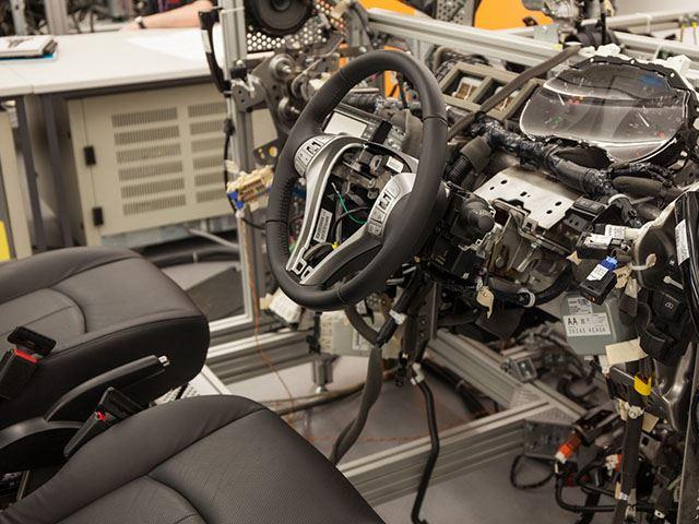 Как Nissan тестирует автомобили 6