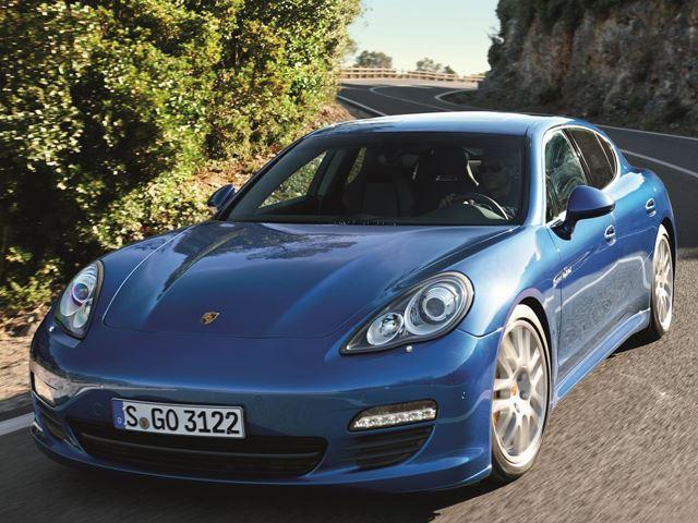 Porsche активно модифицирует свои лучшие модели для 2016 года 2