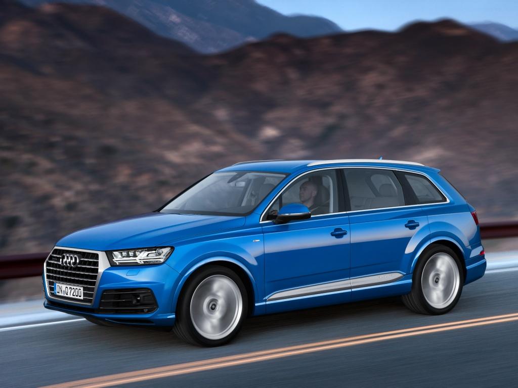 Audi Q7 2015 6